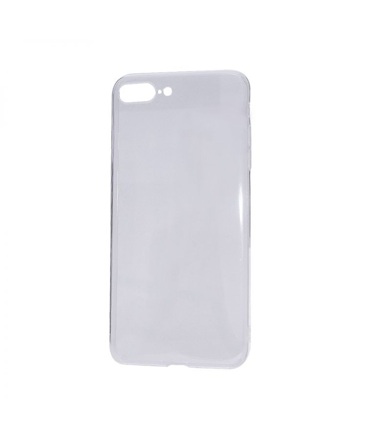 Husa iPhone 7 Plus Lemontti Silicon Ultraslim Transparent