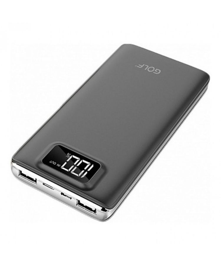 POWERBANK GOLF LCD 12000 GRI