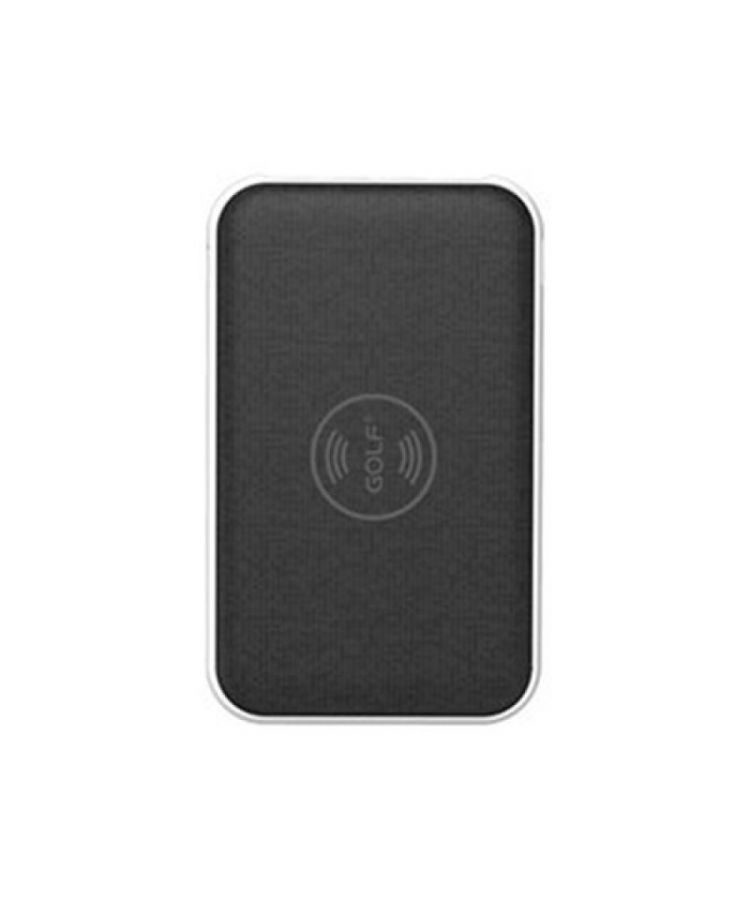 POWERBANK GOLF WIRELESS W1 5000 NEGRU