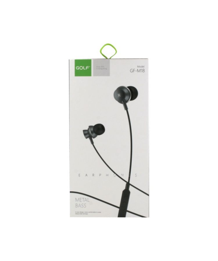 HandsFree Stereo Golf M18 Gri: