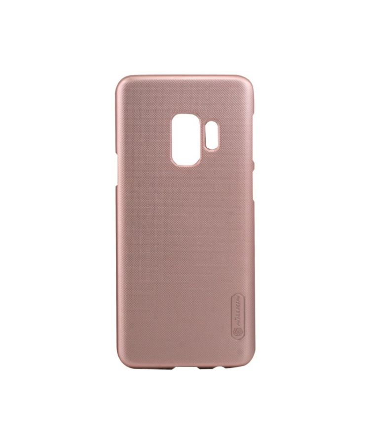 Husa Nillkin Frosted Samsung S9 Rosegold