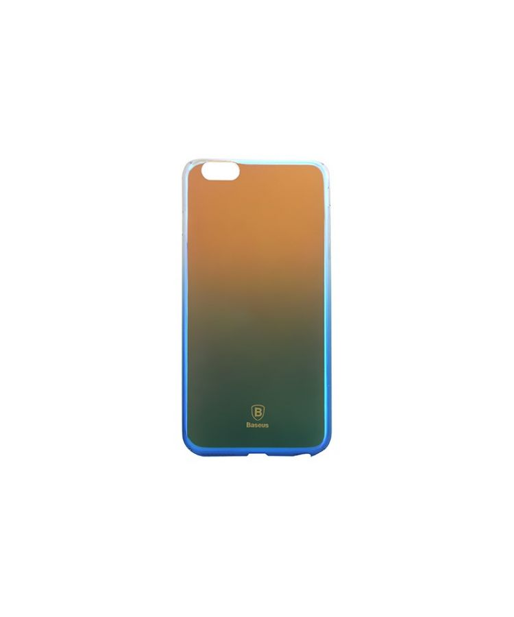 HUSA BASEUS GLAZE APPLE IPHONE 6PLUS/6SPLUS ALBASTRU