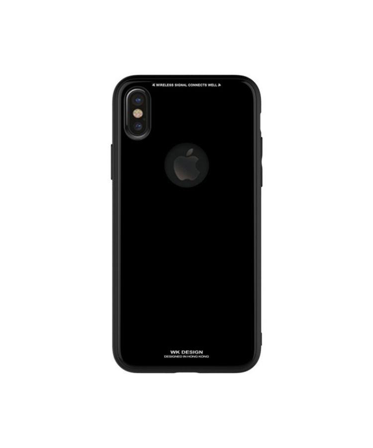 Husa Design Azure Apple Iphone X/XS Negru