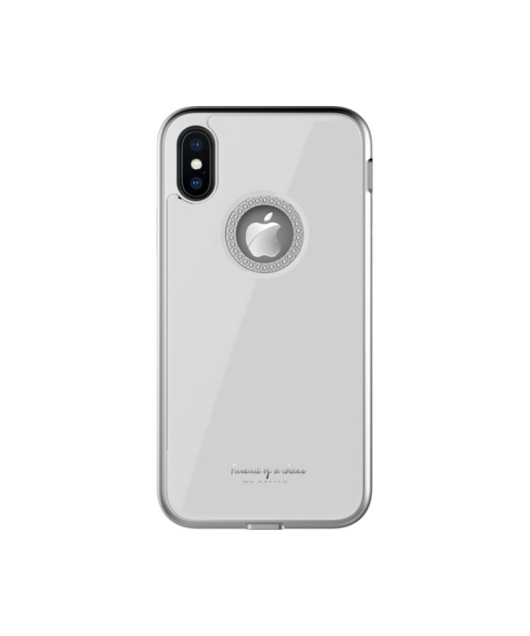 Husa Design Ginstone Apple Iphone X/XS Alb