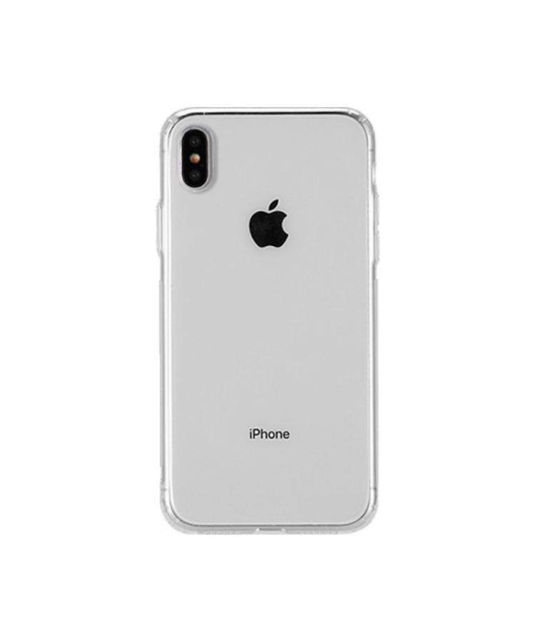 Husa Design Leclear Apple Iphone XSMax Transparent: