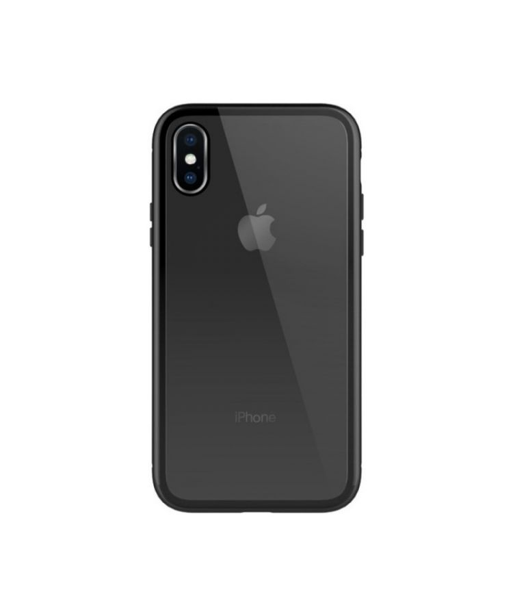 Husa Design Magnets Apple Iphone X/XS Negru