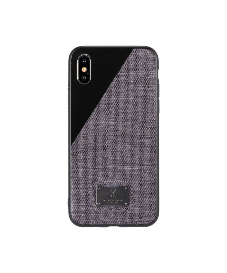 Husa Design Mings Apple Iphone XSMax Negru