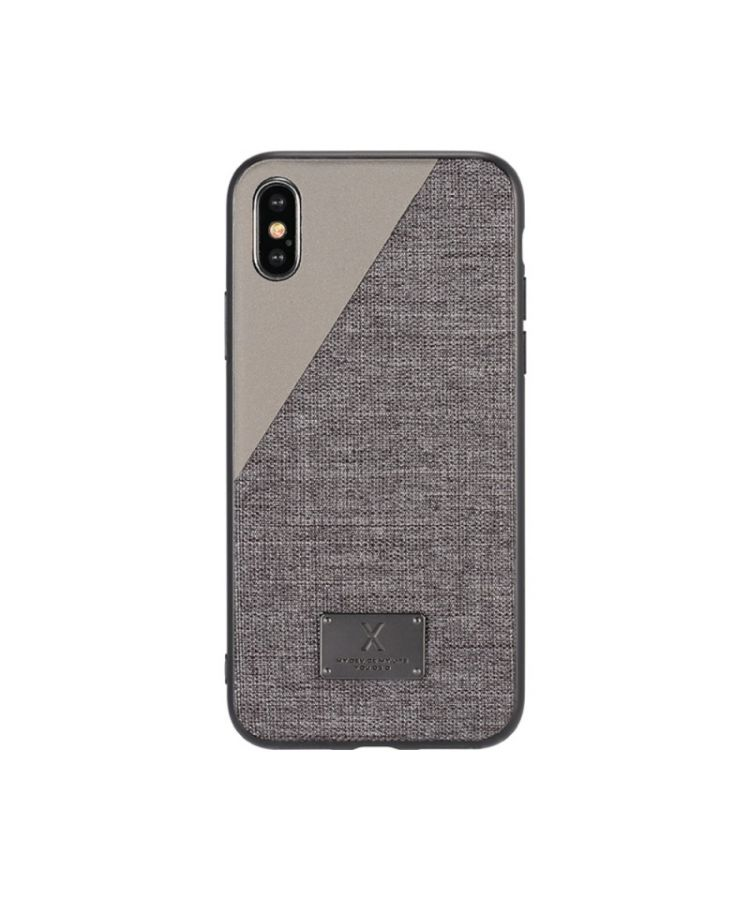 Husa Design Mings Apple Iphone X/XS Gri