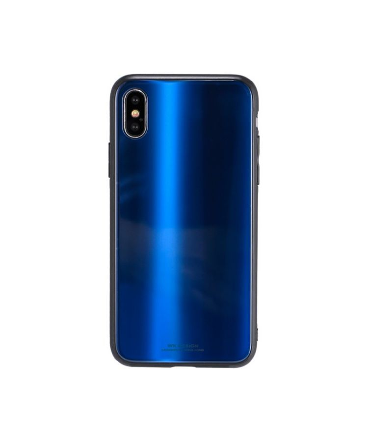 Husa Design Polaris Apple Iphone X/XS Albastru