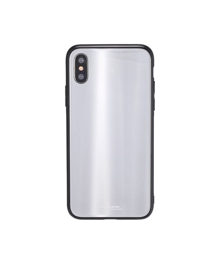 Husa Design Polaris Apple Iphone X/XS Alb: