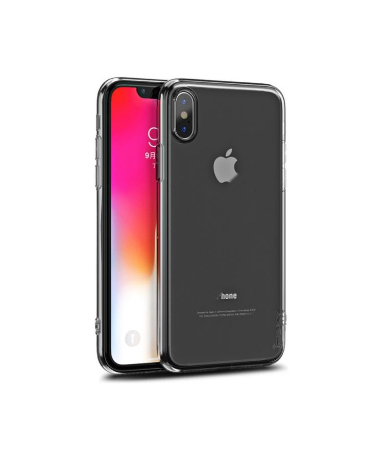 Husa Ipaky Effort Apple Iphone XSMax Transparent: